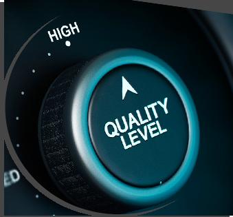 High quality level